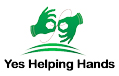 yes helping hands logo